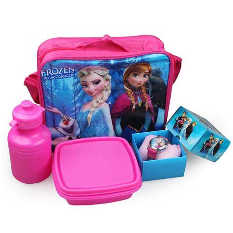 Lunch Box Set Frozen 2017 frozen lunch box set lunch bags shoulder bags