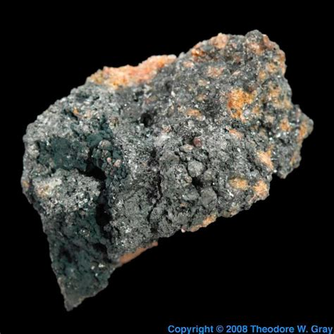 Ba On Periodic Table Iodargyrite From Jensan Set A Sample Of The Element