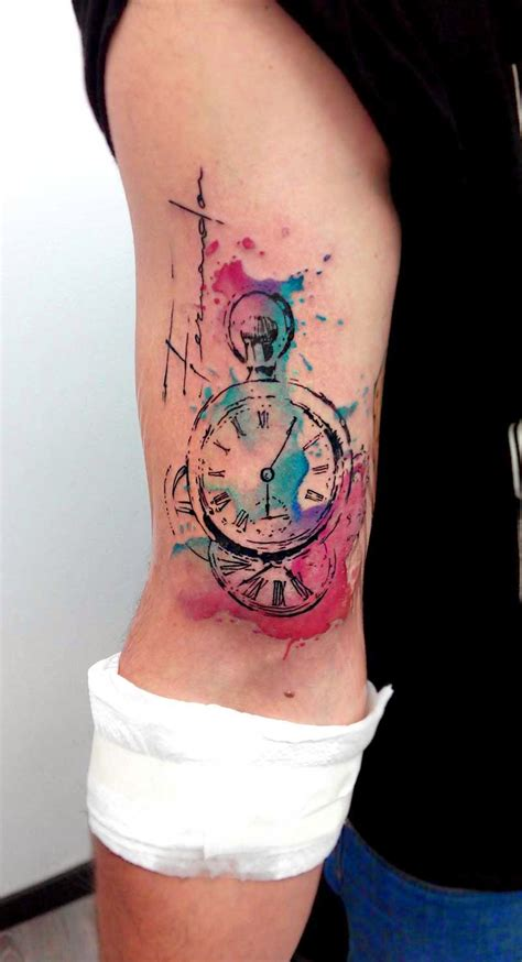 imagenes tatuajes acuarela tatuajes acuarela mega post im 225 genes taringa