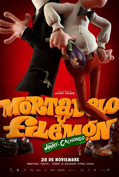 mortadelo y filemn el mortadelo y filem 243 n contra jimmy el cachondo 2014 filmaffinity