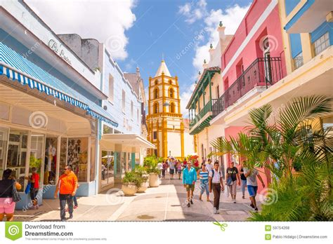 Free Architectural Plans camaguey cuba september 4 2015 street view of