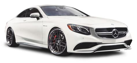 Mercedes Benz S63 Amg White Car Png Image Pngpix