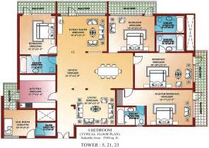 4 bedroom floor plan welcome to rwa of la tropicana