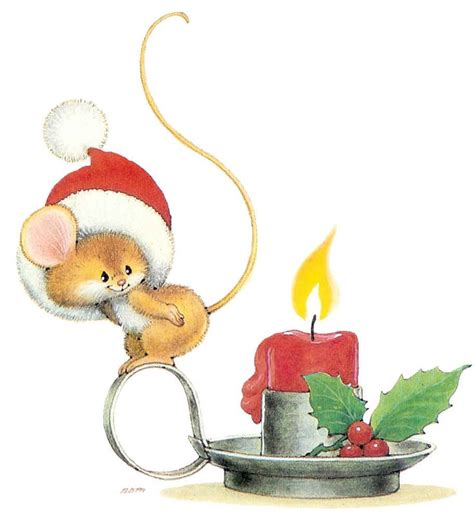 Images Of Christmas Mouse | ruth morehead navidad tiernas im 225 genes cute figuras ruth