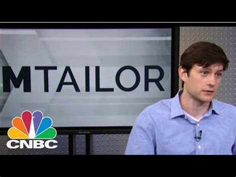 mtailor co founder miles penn | mad money | cnbc youtube