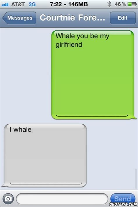 will you be my text whale you be my quotepix quotes