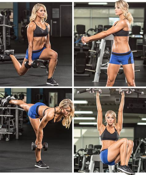 danielle belanger s picture glutes and ab workout