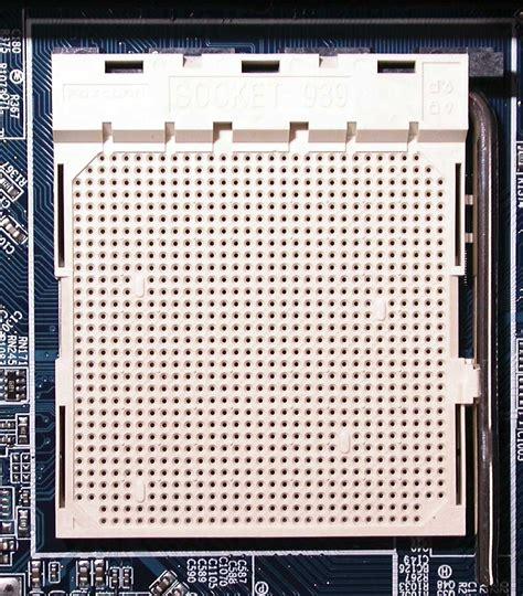 Amd Cpu Sockel socket 939
