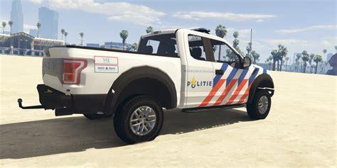 2017 Ford F 150 Raptor Dutch Police Template Els Gta5 Mods Com Ford Raptor Template