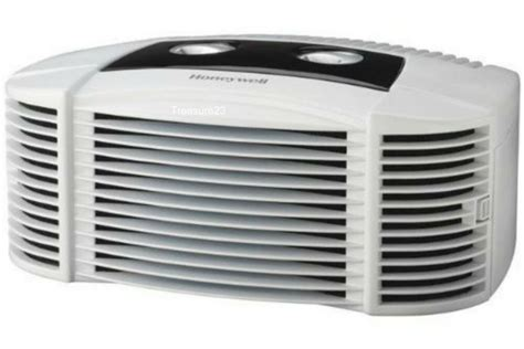 honeywell 16200 hepaclean tabletop air purifier 90271162002 ebay