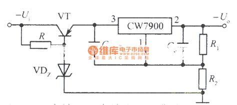 integrated circuit for high voltage high input high output voltage integrated regulated power supply circuit 3 power supply