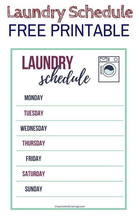 Best 25 School Schedule Printable Ideas On Pinterest Schedule Printable Daily Schedule Laundry Schedule Template