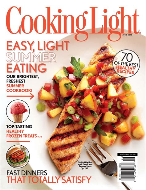 cooking light magazine reviews food product review and freebies win a 10k prize