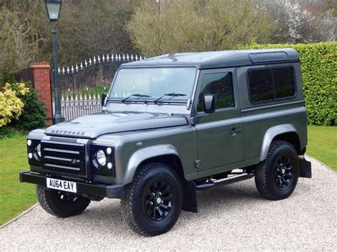 used land rover defender used grey land rover defender for sale essex