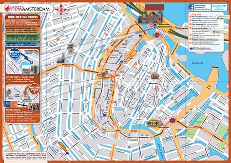 tourist map of central large top tourist attractions map of central part of