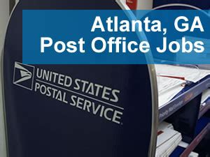 atlanta georgia post office jobs post office jobs
