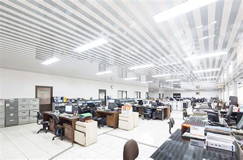 ruangan kantor plafon pvc pinangsia