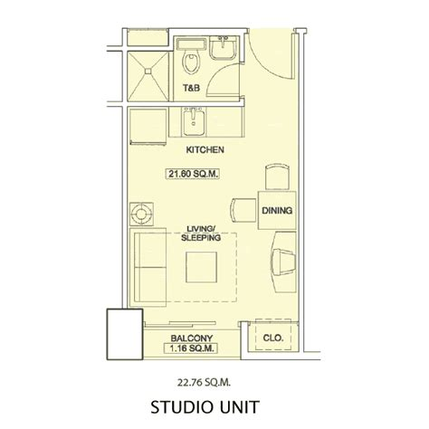 unit floor plans philcondo estate grand soho makati