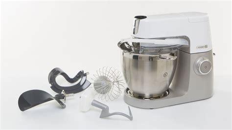 Kenwood Chef XL Sense KVL6000T   Mixer reviews   CHOICE
