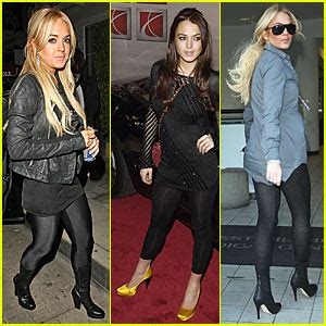 Lucky Legging Lurik 2008 march just jared page 57