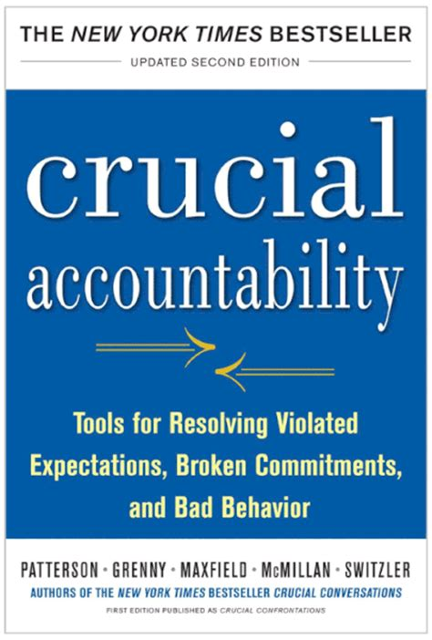 Crucial Confrontation crucial accountability the leadership centre willow creek canada