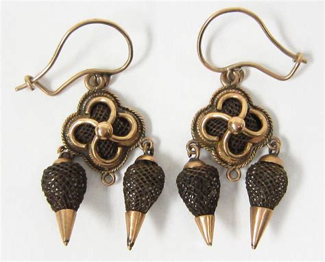 work at home jewelry trendy era jewelry was made from hair