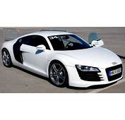 International Fast Cars Audi R8 Black And White