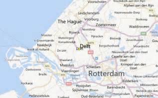 netherlands map delft netherlands map of delft images