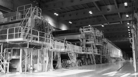 Paper Machine - paper machines in biberist