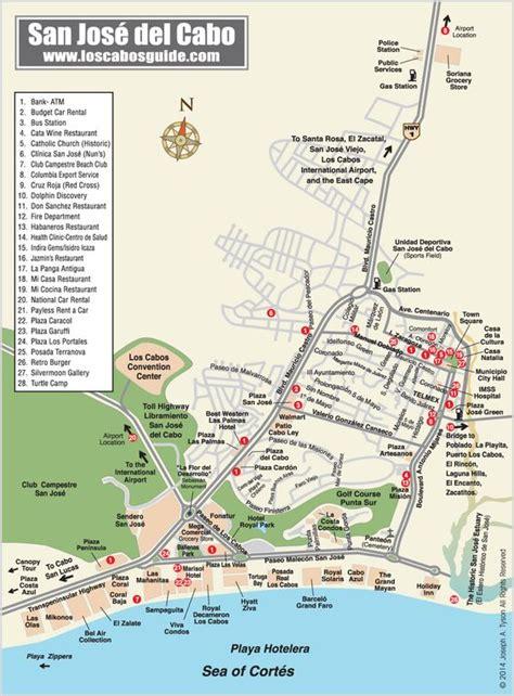 san jose cabo estuary map the world s catalog of ideas