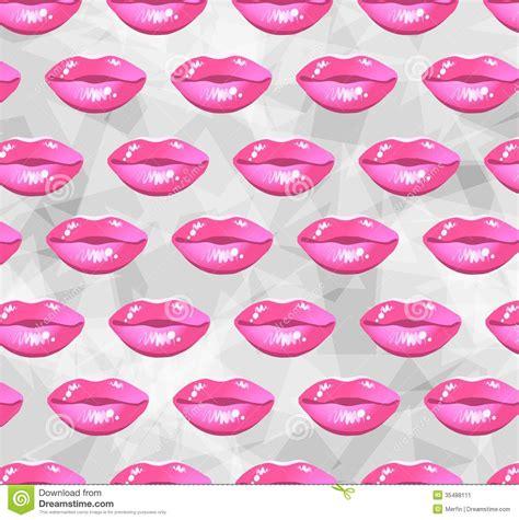 wallpaper pink lips modern lips background stock image image 35488111