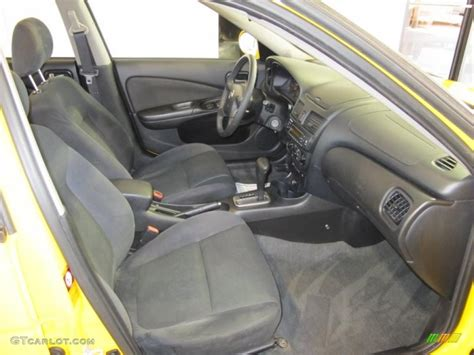 2006 Nissan Sentra Interior by Charcoal Interior 2006 Nissan Sentra 1 8 S Special Edition