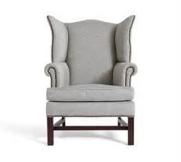 Ab And Back Bench Thatcher Upholstered Wingback Chair Pottery Barn