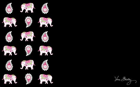 pink elephant wallpaper pink elephants prints vera bradley pinterest