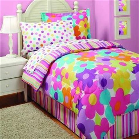 daisy dot bed in a bag set for girls & teens images,view