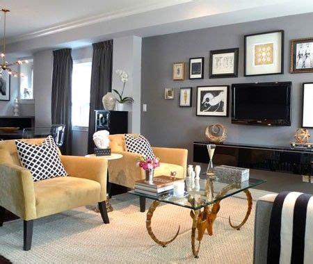 gold and grey living room best 25 gold living rooms ideas on black and
