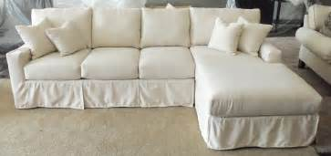 Sectional Sofas Covers Furniture Sectional Sofa With Light Blue Cotton Slip Cover Mixed Rectangular Ottoman Coffee