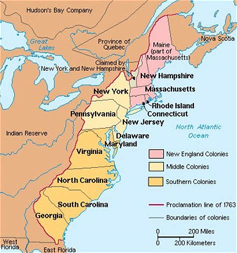 contact & conflict american revolution and after