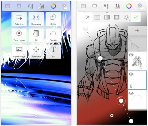 sketchbook pro jailbreak autodesk revs sketchbook app with new ui tools and more