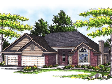 traditional ranch house plans contessa traditional ranch home plan 051d 0366 house plans and more