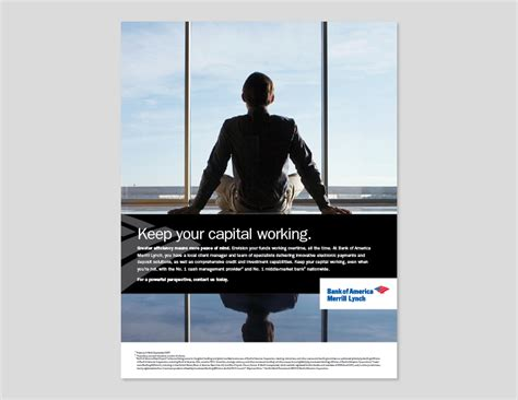 bank of america ad bank of america merrill lynch ad exploration on behance