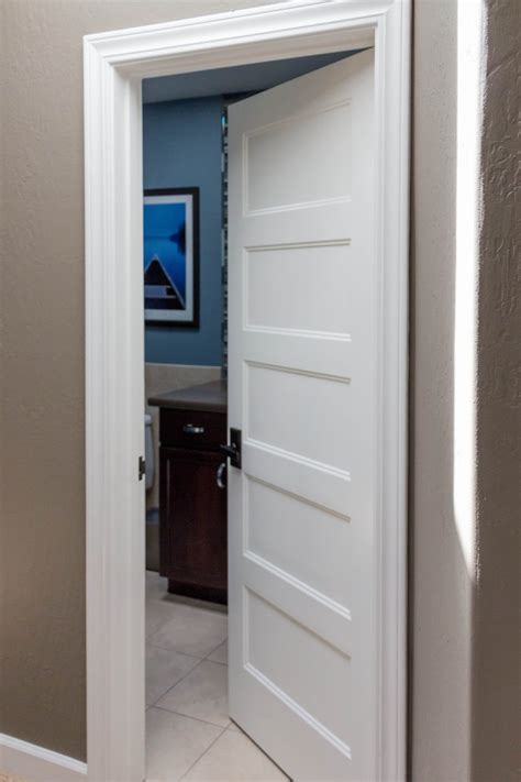 5 Panel Doors In Sunnyvale By Tm Cobb And Trustile 5 Panel Shaker Interior Door