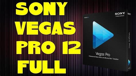 sony vegas full version free download sony vegas pro 10 full version free download