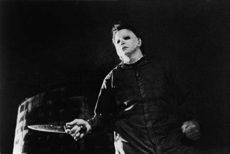 mike myers real name graveyard ghost terror as michael myers face floats