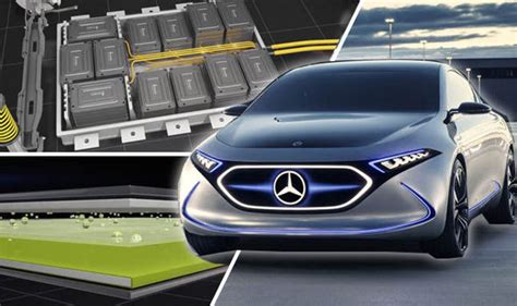 mercedes technology mercedes invest in electric car battery technology which