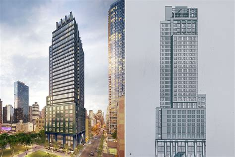 st goes on what side construction update bksk architects quot hi side quot tower goes
