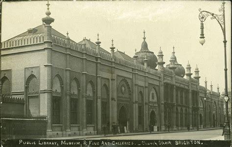 Create Building Plans history of brighton museum