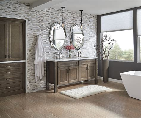 shaker style bathroom cabinets homecrest