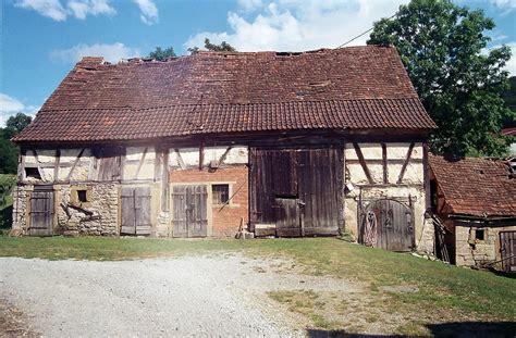 Bauernhof Mit Scheune by Scheune 187 Objektansicht 187 Datenbank Bauforschung