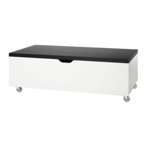 Futon Rollen by Odda Storage Box With Casters Ikea Use 2 Boxes Odda